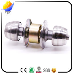 High Quality Cylindrical Knobset Door Lock pictures & photos