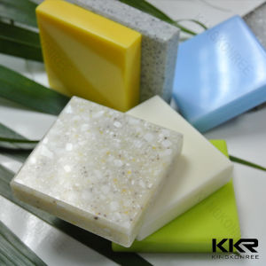 Kingkonree Artificial Stone 12mm Samsung Acrylic Sheet Solid Surface pictures & photos