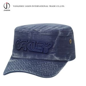 Military Cap Fidel Hat Cap Baseball Cap Washed Mitary Hat Sports Hat Fashion Cap pictures & photos