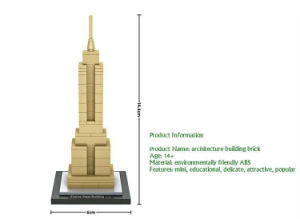 6731002-Empire State Building World Assembly Toy pictures & photos