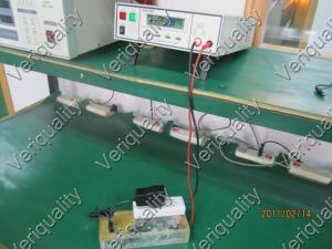 Battery Universal Charger Quality Inspection and QC Inspection at Dongguan, Shenzhen, Zhongshan pictures & photos