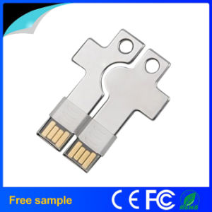 Creative Custom Metal Key USB Flash Drive with Free Logo pictures & photos