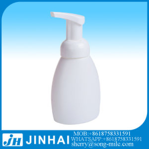 200ml 120ml Lotion Cream PE Shampoo Bottles with Screw Cap pictures & photos