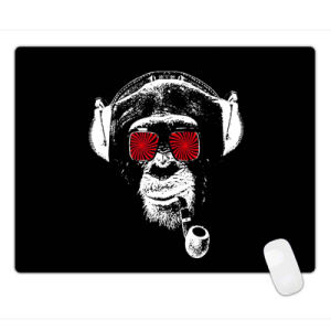 600*450*3mm Village Rubber Gaming Mouse Pad Mat for PC Laptop Computer L Size pictures & photos