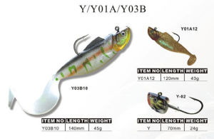 Soft Fishing Lures Soft Fishing Baits pictures & photos