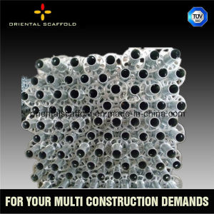 Q345 Steel Material Ringlocks Scaffold System for Constructions Industry pictures & photos
