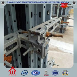 Concrete Wall Forming Systems Steel Formwork pictures & photos