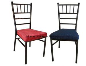 Metal Stack Wedding Chiavari Tiffany Chair (LL-0060C) pictures & photos