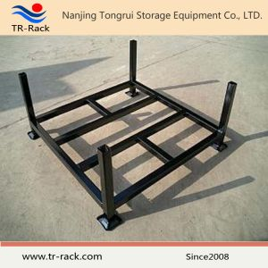 Heavy Duty Stackable Rack Steel Stacking Racking for Warehouse pictures & photos