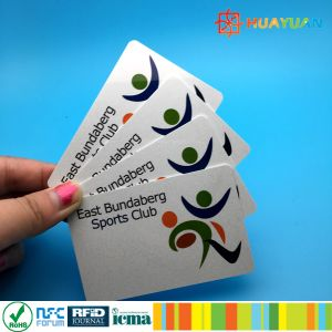 HUAYUAN RFID ISO 15693 ICODE SLIX S CARD for product Authentication pictures & photos