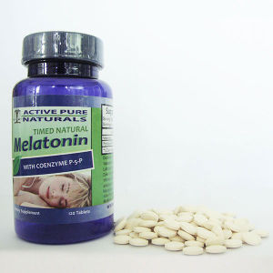 Melatonin Sleeping Tablets pictures & photos