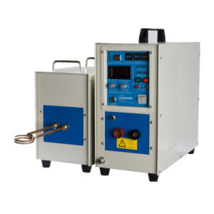 Copper Tube High Frequency IGBT Induction Soldering Machine (GY-25AB) pictures & photos