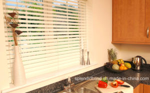 Home Use Windows Blinds Fashion Basswood Blinds pictures & photos