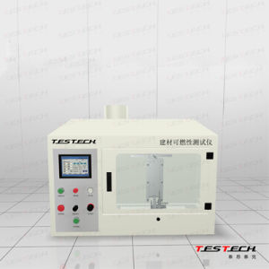 Single-Flame Source Test Machine, En ISO 11925-2 (FTech-ISO11925-2) pictures & photos