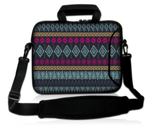 "15"" 15.4"" 15.6"" Laptop Carry Bag Sleeve Case Pouch W/ Shoulder Strap pictures & photos"