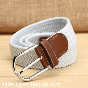 Hot Sale Elastic Braided Woven Belt for Ladies
