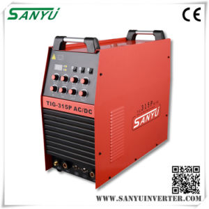 Sanyu TIG-200p IGBT Inverter Welding Machine pictures & photos