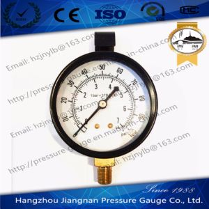 70mm General Pressure Gauge with Hook on The Top pictures & photos