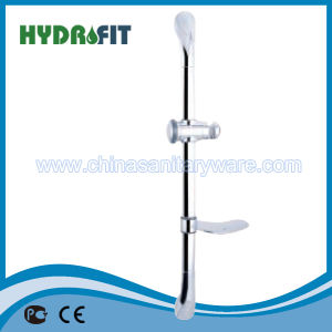 Brass Shower Sliding Bar Shower Head Slide Bar Shower Column (HY507) pictures & photos