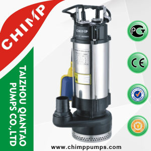 2.0 HP V1500 Copper Wire Sewage Sumbersible Pump pictures & photos