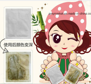 Pilaten Detox Foot Mask Foot Patch Various Plant Ingredient Foot Care Mask pictures & photos
