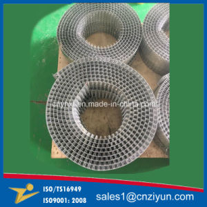 Pre Galvanised Continuous Stamping Part pictures & photos