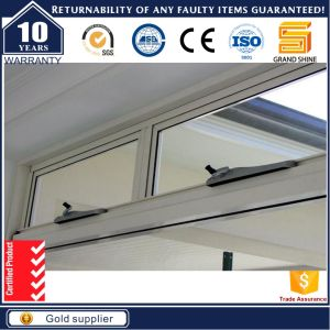 Powder Coated Black Color Aluminum Awning Window for Australia Market pictures & photos