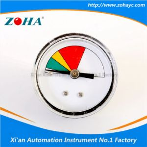Hot-Sale Four Color Dial Mini Lead-Free Instrument Gauges pictures & photos