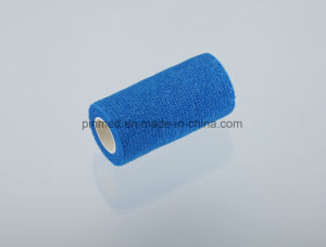 Disposable Non Woven Self-Adhesive Bandage pictures & photos