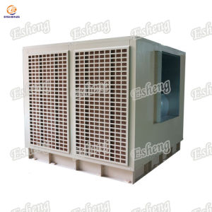 50000CMH Side Discharge Ce Approval Ducted Industrial Energy Saving Evaporative Air Cooler Without Water pictures & photos