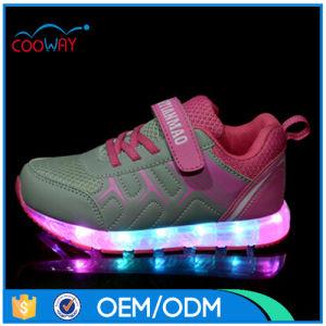 China OEM LED Shoes Customize Cheap Price Luminous Sneaker