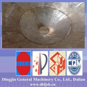 Large Shape Cladding Plate Conical Head pictures & photos