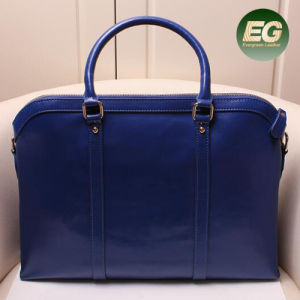 Luxury Classical Style Women Handbag Genuine Leather Soft Tote Bags Emg4885 pictures & photos