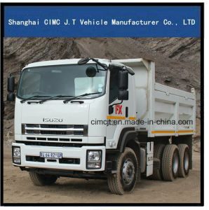 New Isuzu 6X4 Dump Truck with Best Price for Sale pictures & photos