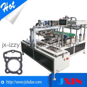 Large Glass Silk Screen Printing Machine for Sale pictures & photos