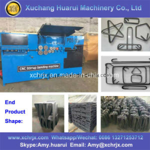 CNC Automatic Steel Bar Bending Machine/Wire Bending Machine for Construction pictures & photos