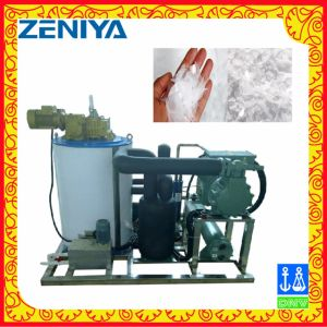 High-Quality Seawater Flake Ice Machine for Seafood Processing/Fishery pictures & photos