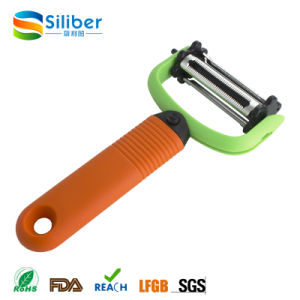 Fashion Kitchen Tools Manual Rotating Potato Peeler for Home Good Quality pictures & photos