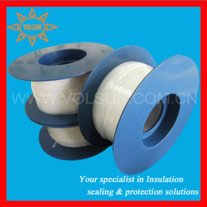 High Temperature Resistant and Flexible Teflon PTFE Heat Shrink Tube pictures & photos