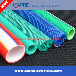 PVC Hose/PVC Fiber Strength Hose pictures & photos