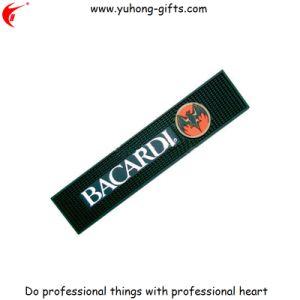 Custom Soft PVC Rubber Bar Beer Runner for Promotion (YH-BM079) pictures & photos