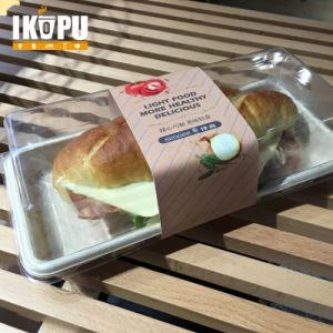 100% Biodegradable Bagasse Food Boxes pictures & photos