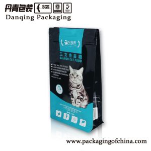 View Larger Image1.8kg Pet Food Standing Pouch Quad Seal Packaging Bag Y1647 pictures & photos