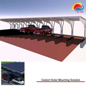 Solar Panel Mounting Kits for Concrete Ground (MD0081) pictures & photos