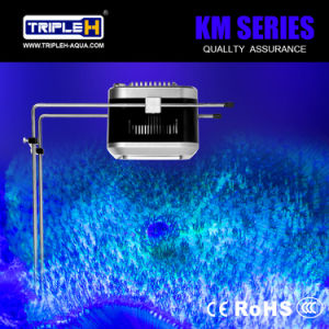 Competitive Price Freshwater LED Group Aquarium Light with Stainless Steel Frame pictures & photos