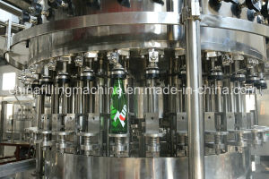 Carbonated Soft Drink Bottle Filling Machine (CGDF-24-24-8) pictures & photos