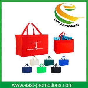Cheap Recycle PP Non Woven Shopping Bag pictures & photos
