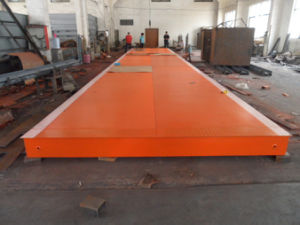 120t Weighing Bridge pictures & photos