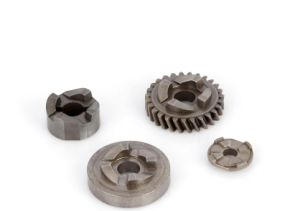 ANSI Standard Steel Spur Gears High Accuracy Class Granding Teeth Gear