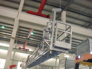L Leg Suspended Platform with CE Certification pictures & photos